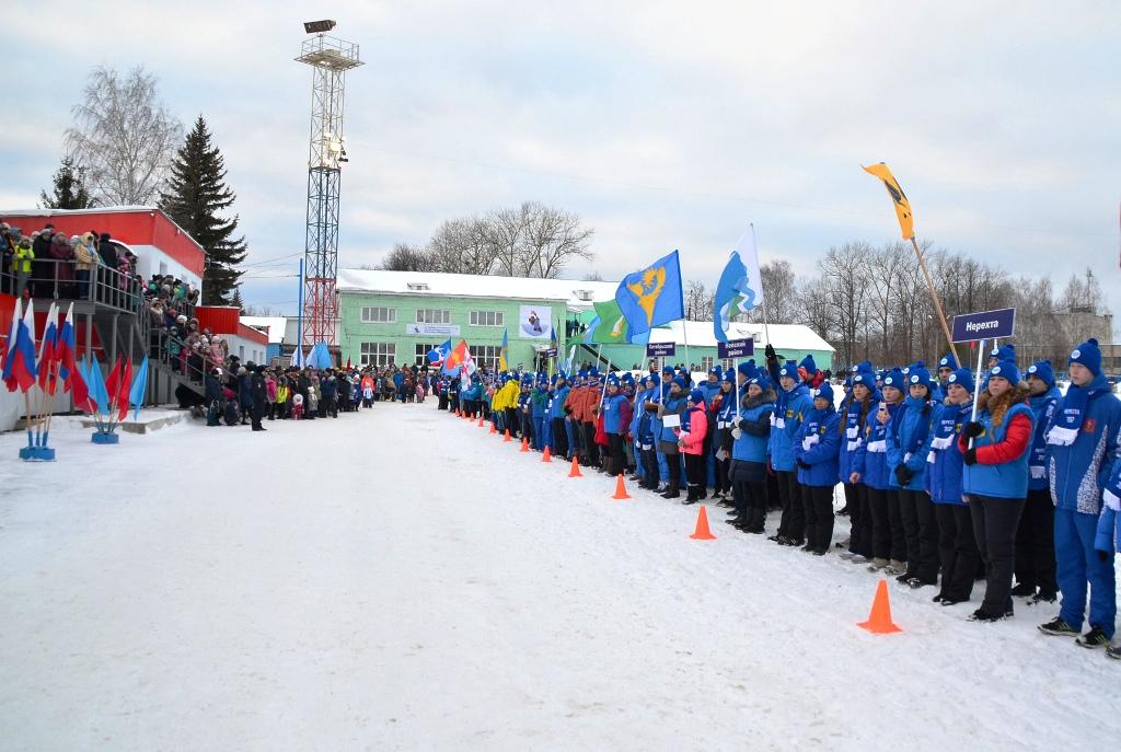 Сегодня в области стартуют 19-ые зимние спортивные игры на призы губернатора
