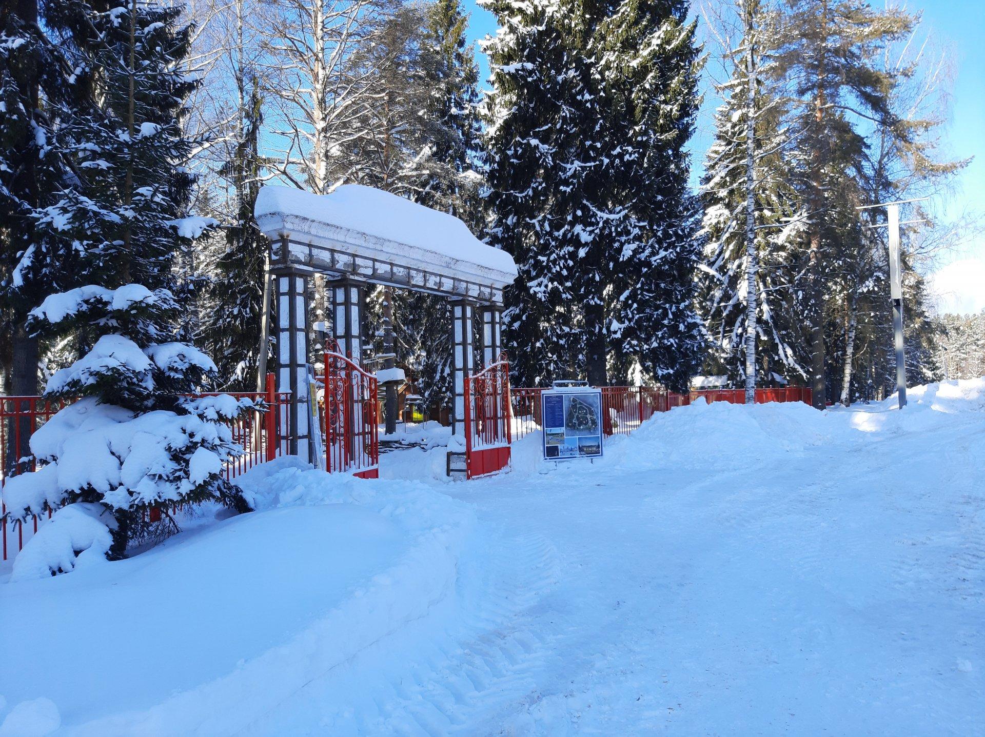 В Шарье готовятся  к благоустройству городского парка