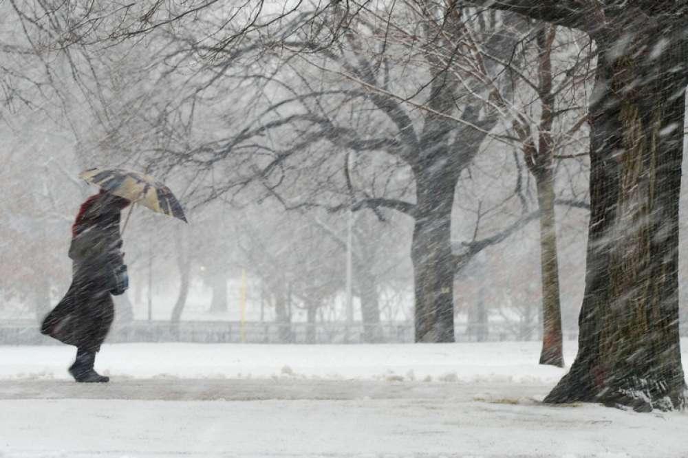 В Костромской области ожидается усиление ветра и мокрый снег