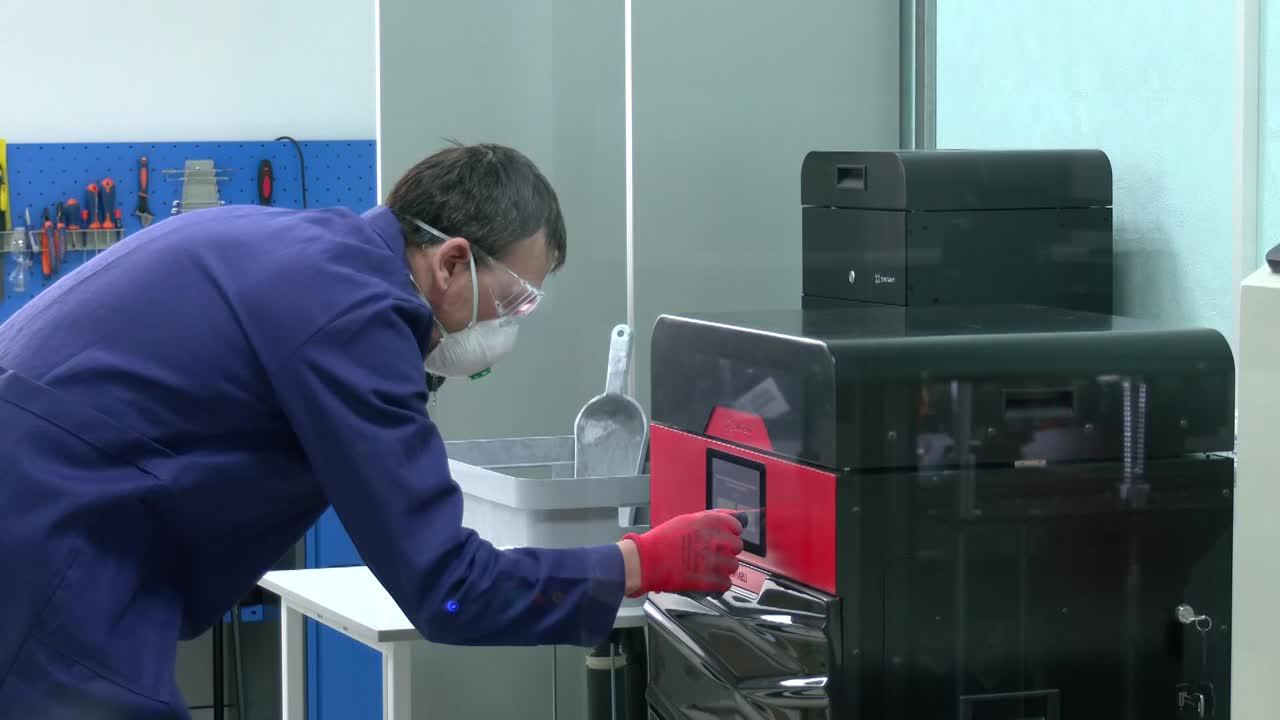 Костромской Центр прототипирования запустил в работу еще один высокоточный станок