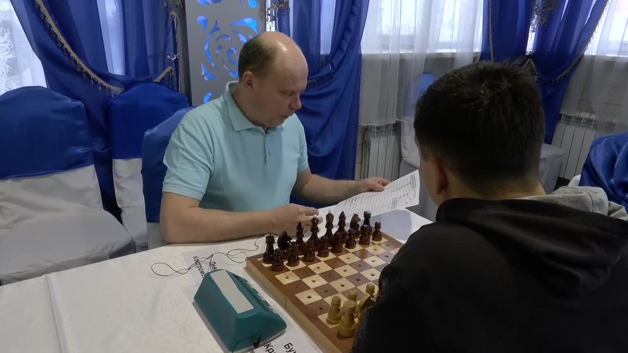 Сегодня в Костроме стартовал Чемпионат России по шахматам среди спортсменов с нарушением зрения.