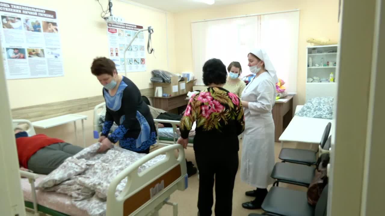 В Кострому приехали медицинские сестры московской больницы Святителя Алексия