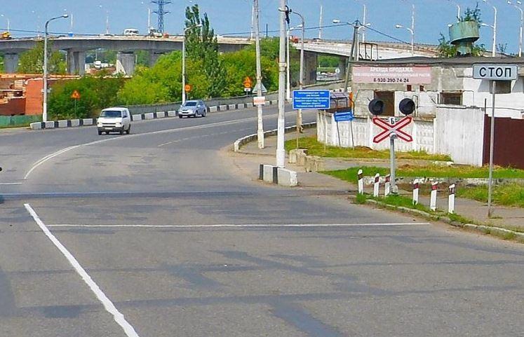 Железнодорожный переезд по улице Островского  ждет очередной этап ремонта