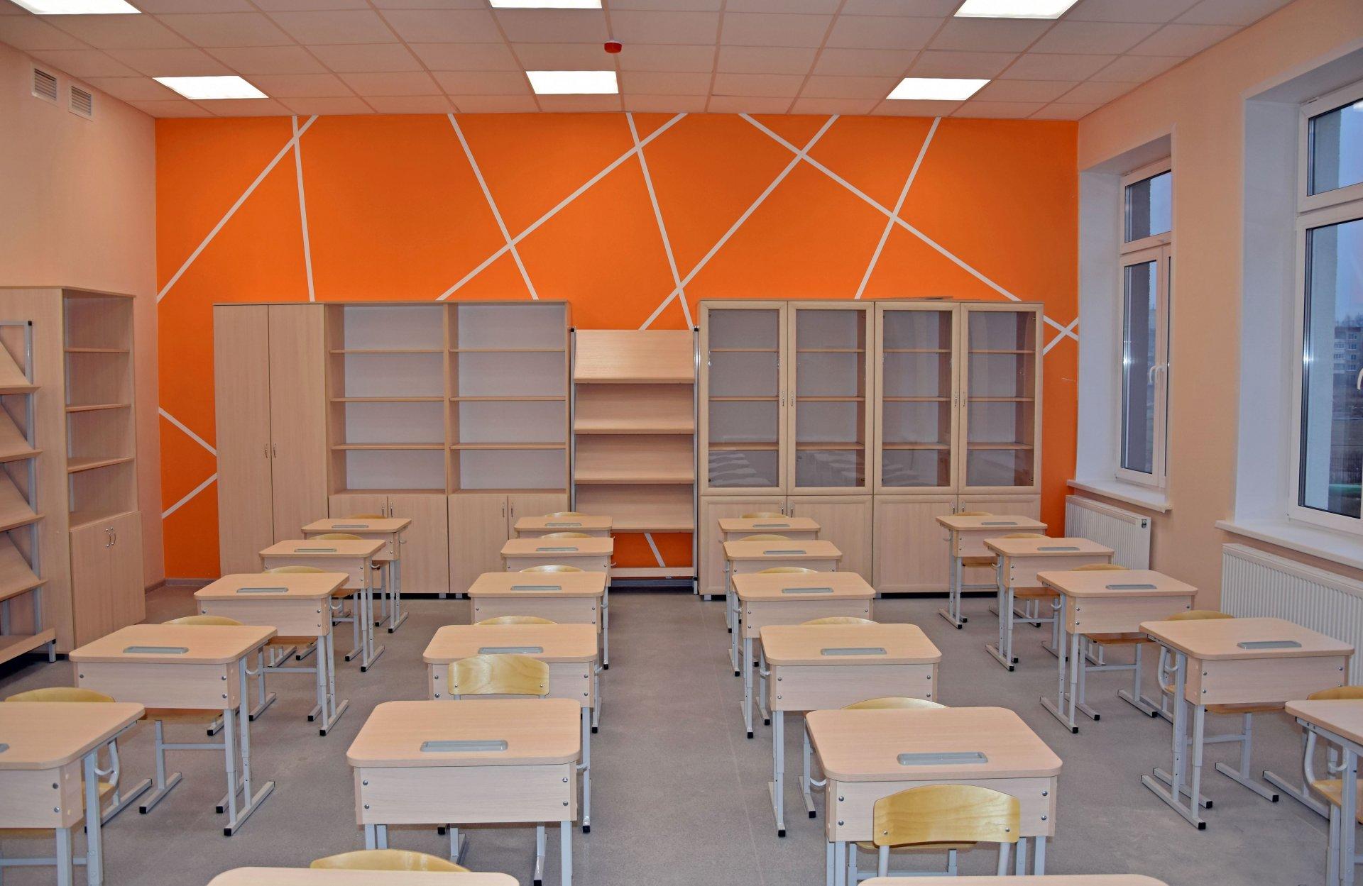 Новая школа на улице Профсоюзной в Костроме ждёт первоклассников