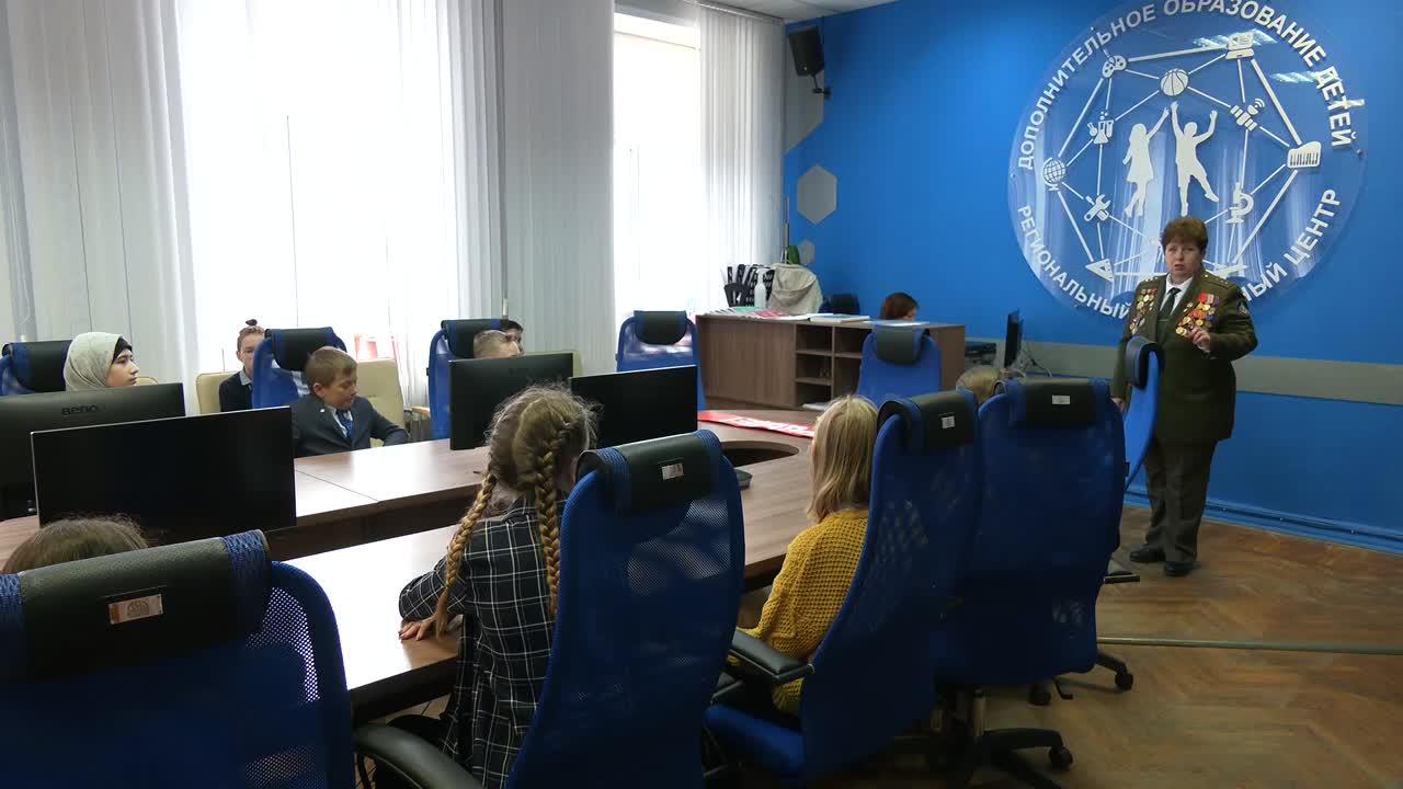 Школьников Костромы познакомили с историей освоения космоса