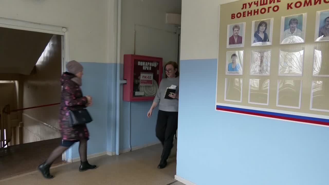 Сегодня свой профессиональный праздник отмечают сотрудники российских военкоматов