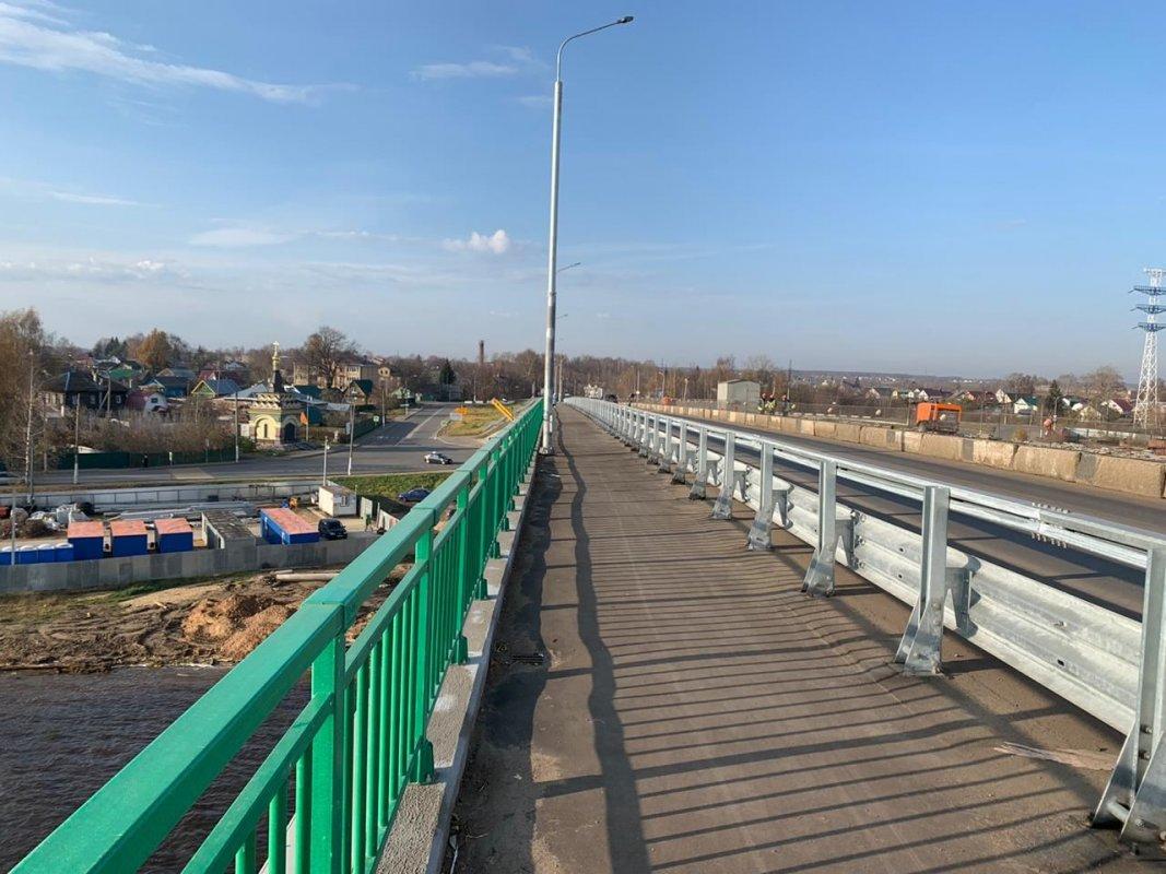 Мост через реку Кострому закроют для движения