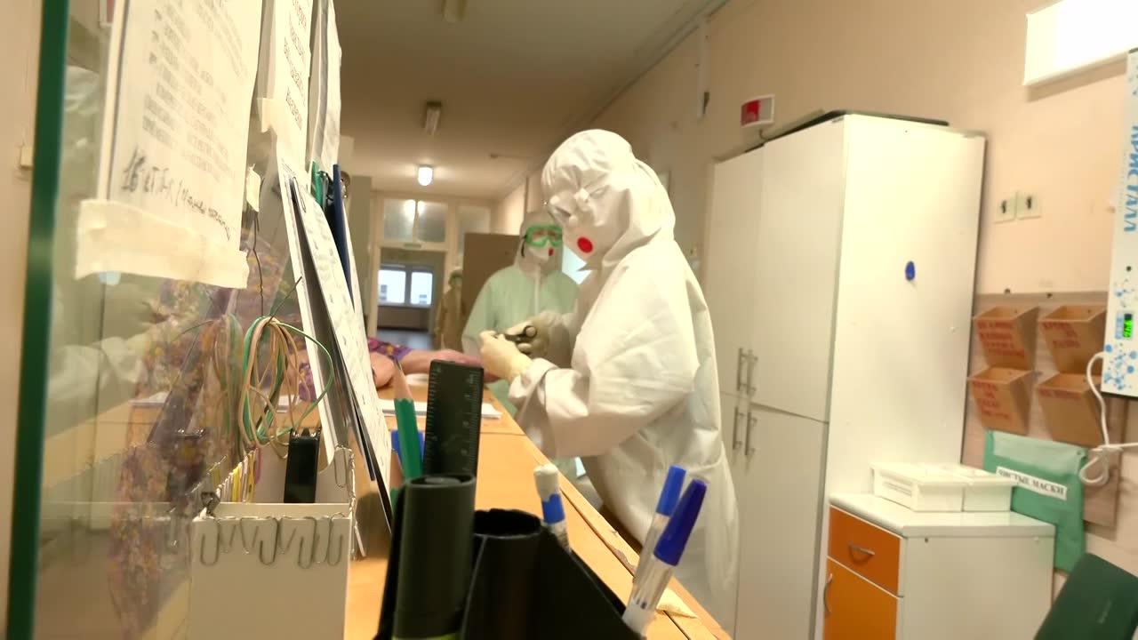 В стационары региона  с COVID-19 госпитализированы 9 человек