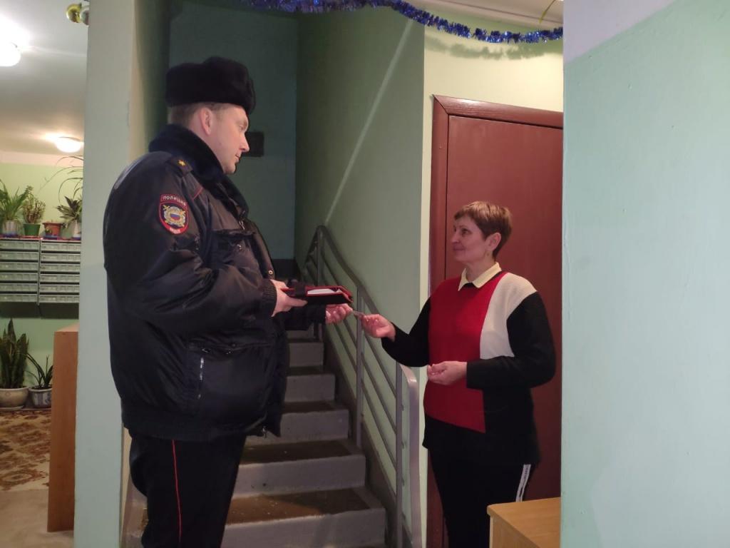 Костромские полицейские проводят ликбез