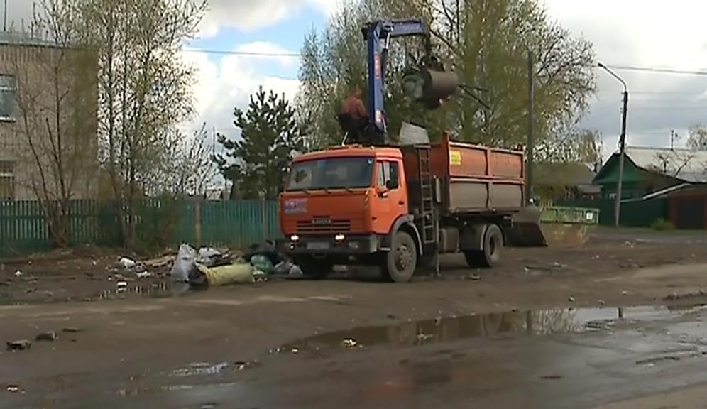 Костромичи приступили к генеральной уборке города
