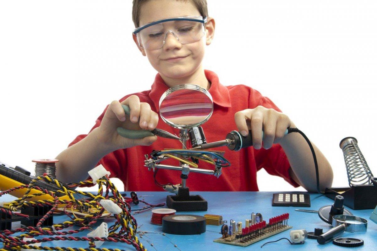 В Шарье появится детский технопарк