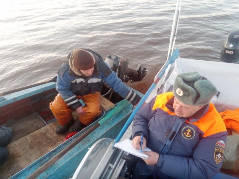 В регионе сегодня открывается навигация для маломерных судов