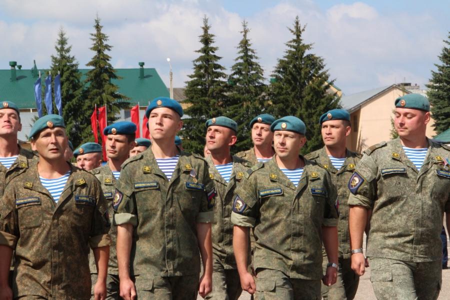 Костромской 331  гвардейский полк ВДВ приглашает в гости