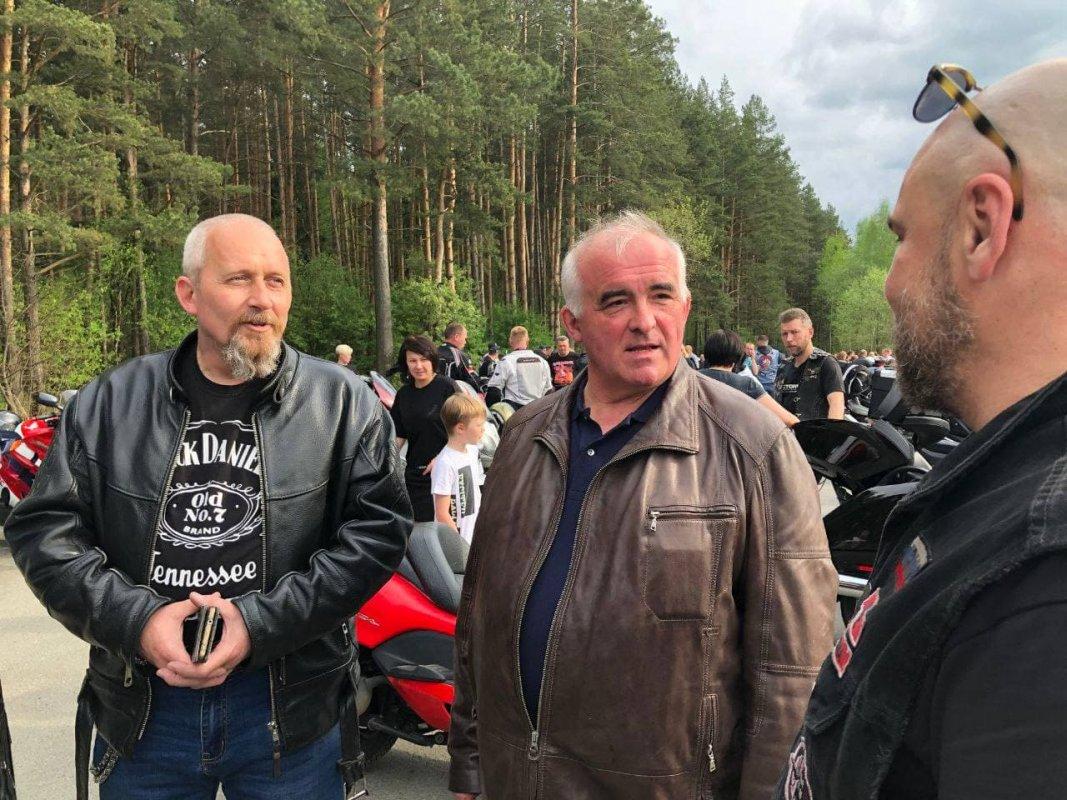 Костромские байкеры открыли мотосезон вместе с губернатором