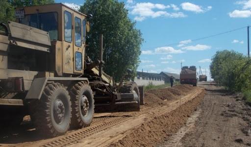 В Костромской области въезд в Рай отремонтируют этим летом