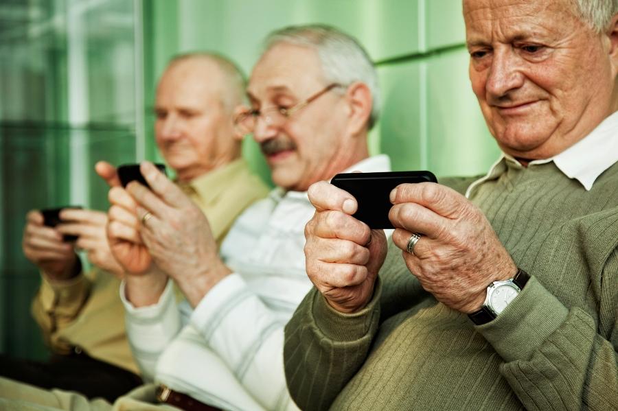 Возраст не помеха в освоении новых технологий