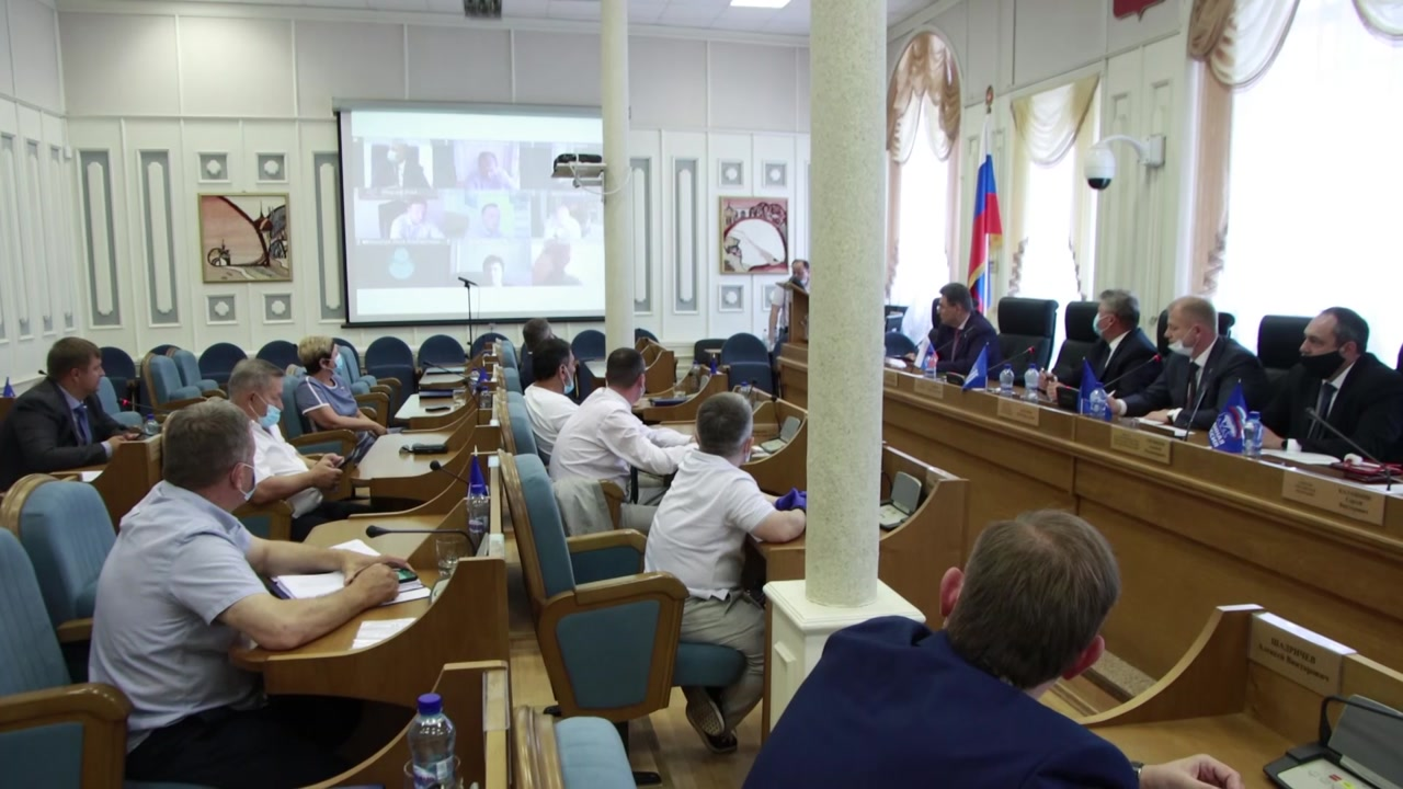 Сегодня фракция «Единой России» в областном заксобрании исключила из своих рядов депутата Евгения Щепалова.