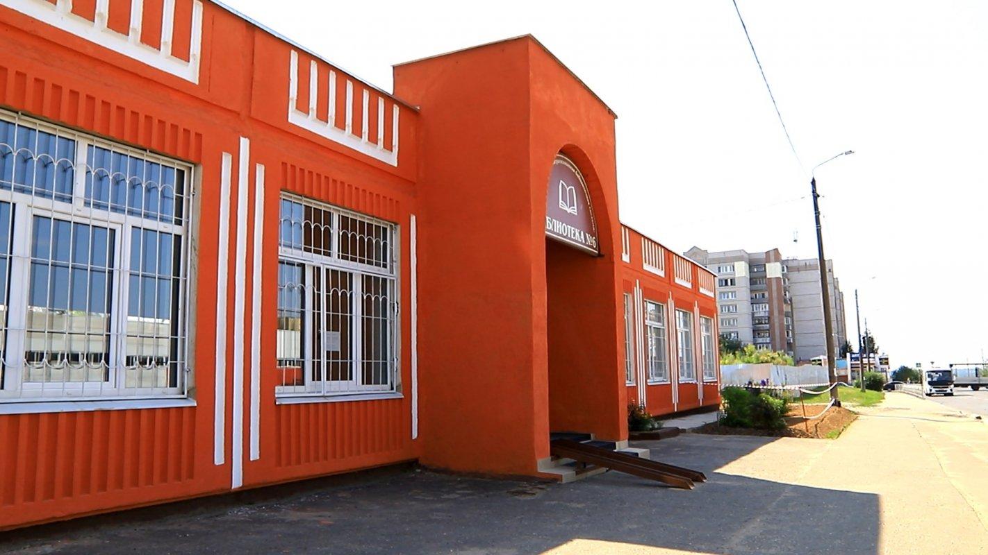 В Костроме завершаются работы по созданию модельной библиотеки