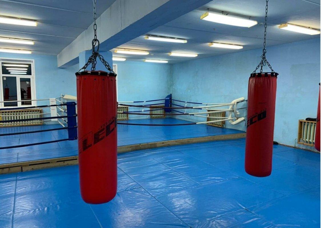 Костромская спортивная школа олимпийского резерва получила новый инвентарь