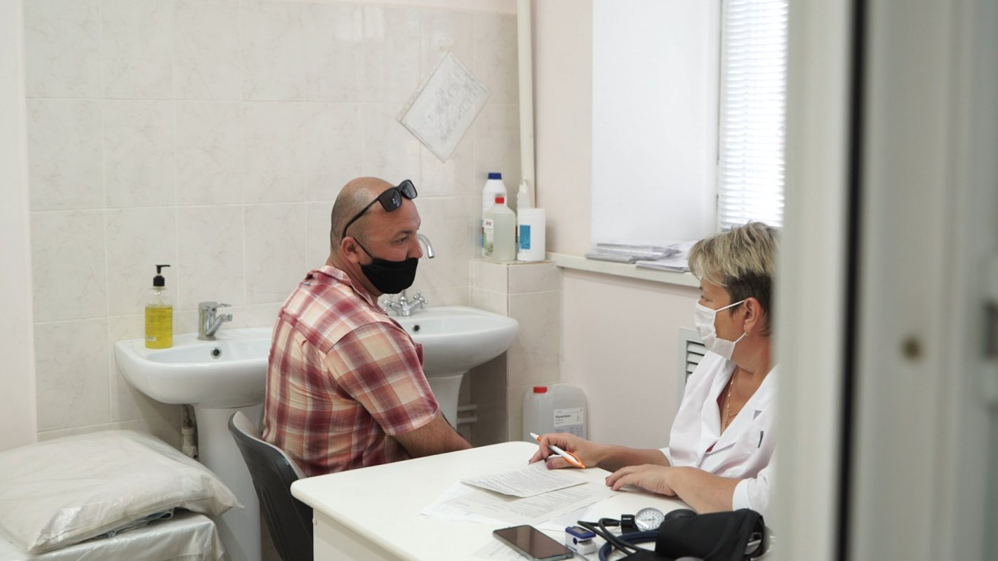 В области увеличилось количество коллективных заявок на вакцинацию