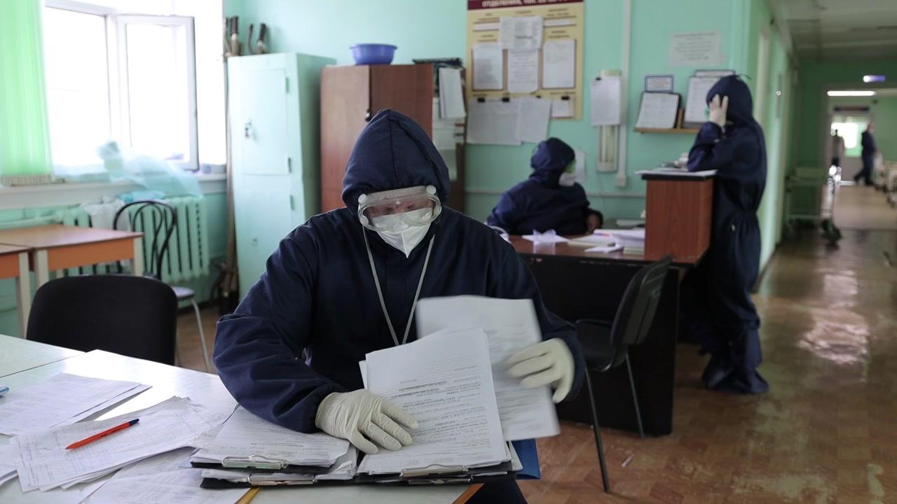 В Костромской области зарегистрировано 130 новых случаев COVID-19