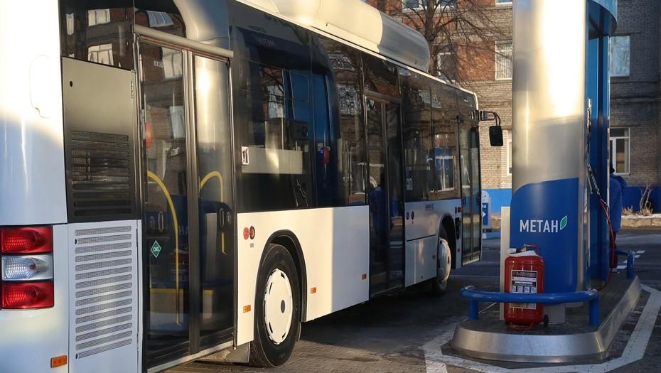Перевозчики, которые переведут автобусы на газ, получат налоговые льготы