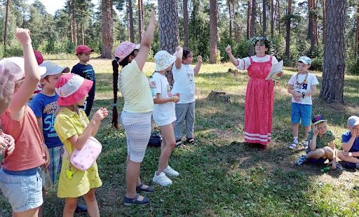В клубе судиславского поселка Дружба создан разновозрастный отряд