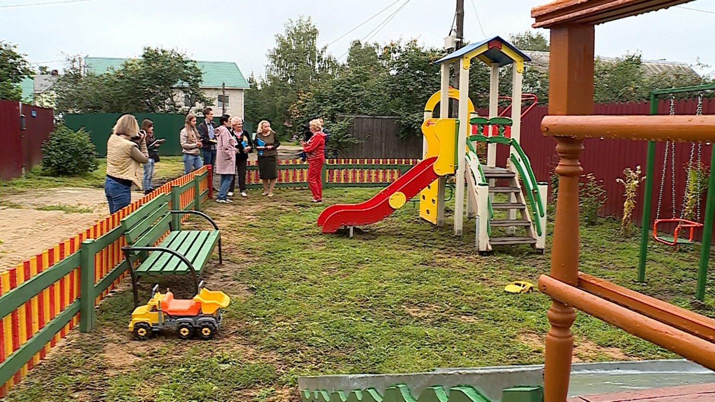 В областном центре стартовал  городской конкурс «Костромские дворики»
