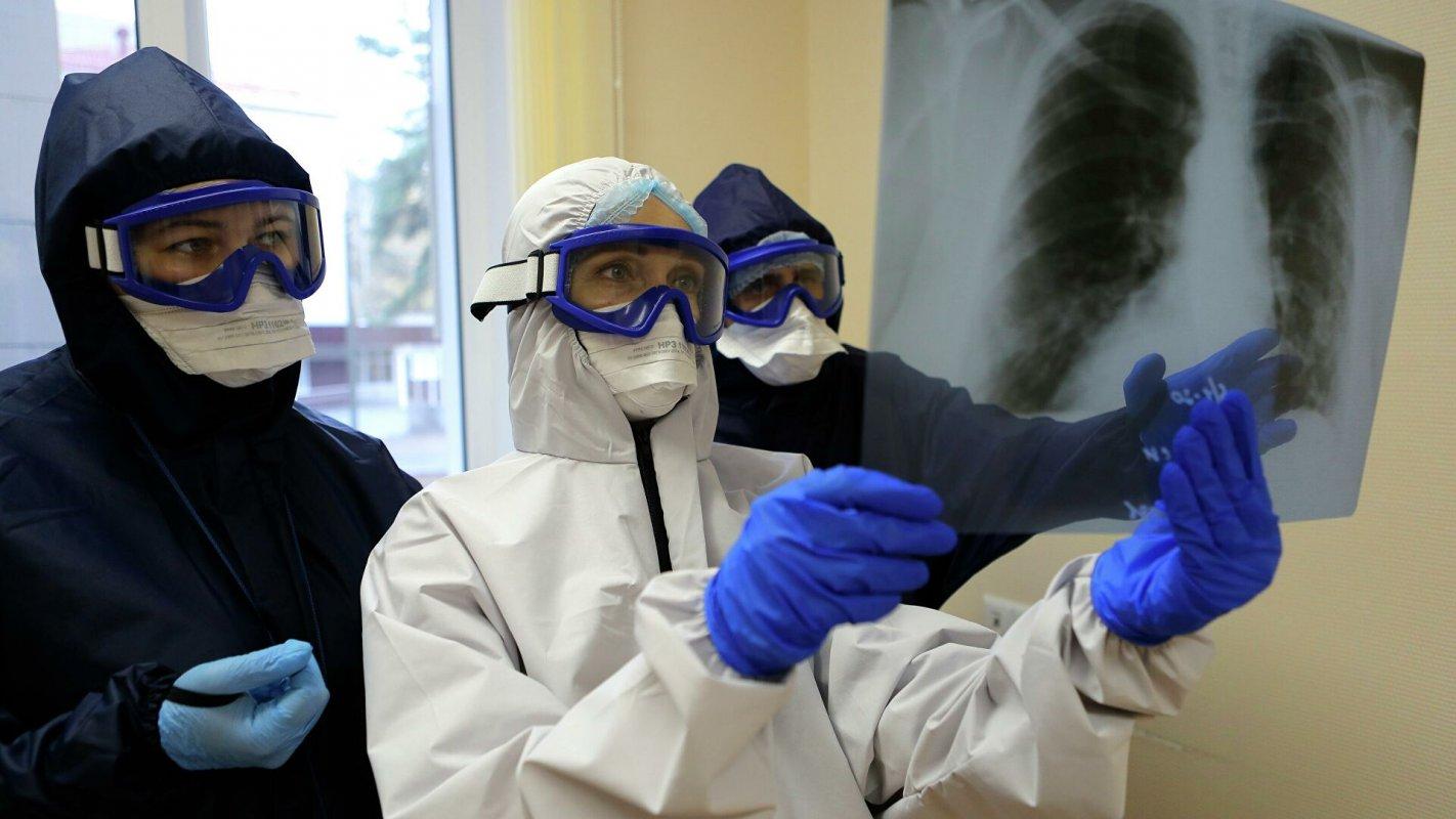 136  жителям региона поставили диагноз «коронавирус» за последние сутки