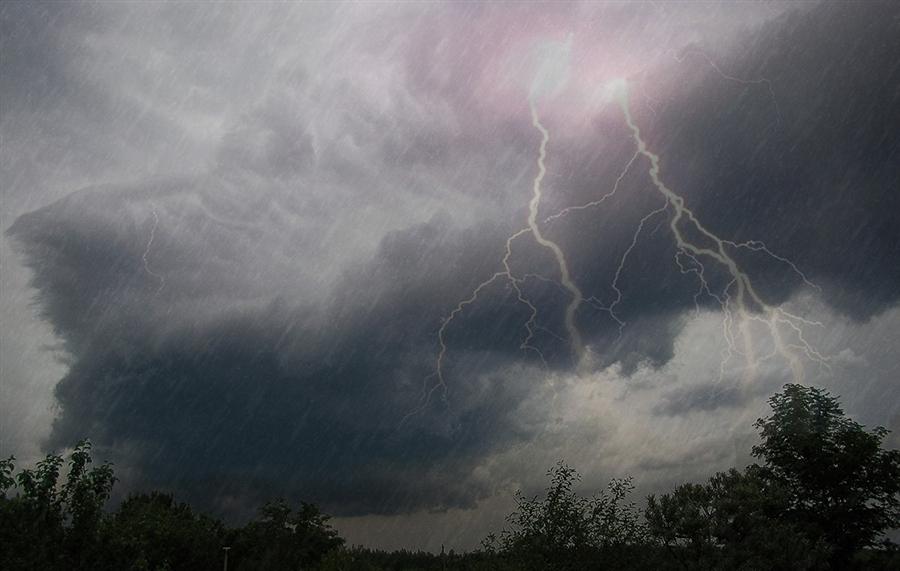 Неблагоприятный прогноз погоды в Костромской области сохраняется до конца суток