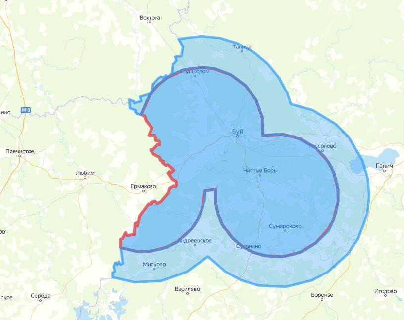 В четырех районах Костромской области  отменили охоту