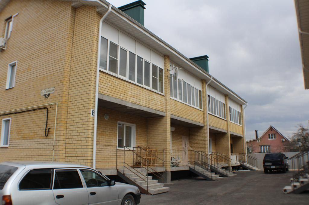 2 городка таунхаусов начнут строить под Костромой этой осенью