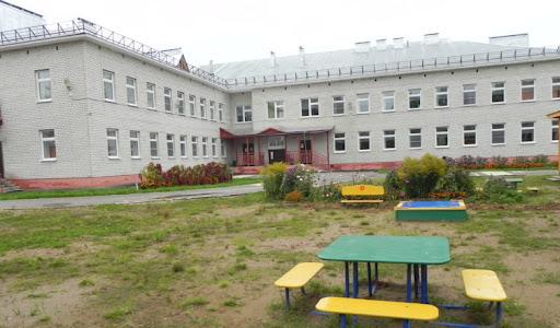 В детский сад № 1 посёлка Вохма поступило новое игровое оборудование