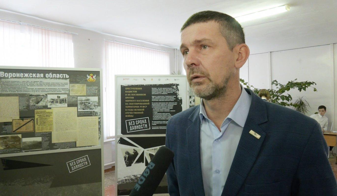 Директор центра «Патриот» Сергей Шиянов удостоен  благодарности Президента России