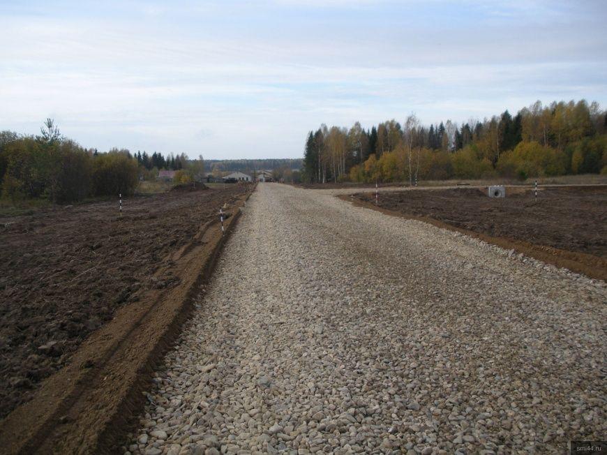 Дорогу Нерехта — Ковалево начали готовить к реконструкции