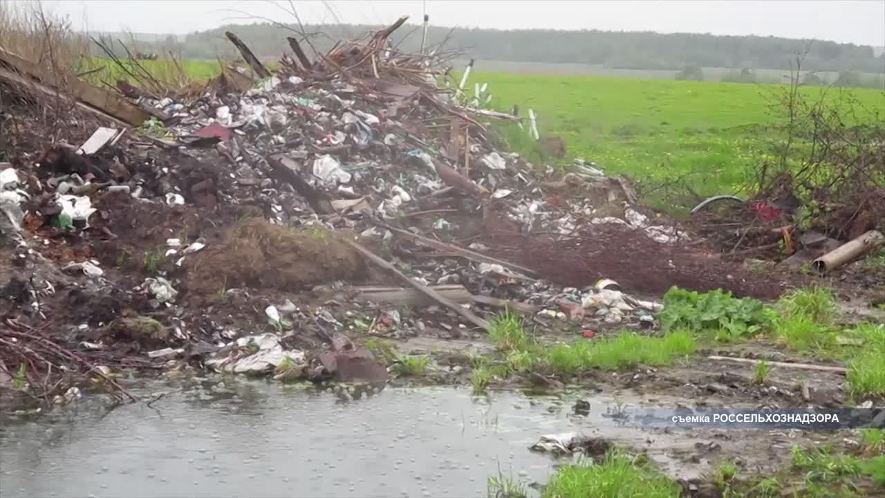 От мусорных свалок  в Костромской области расчистили еще  гектар земли