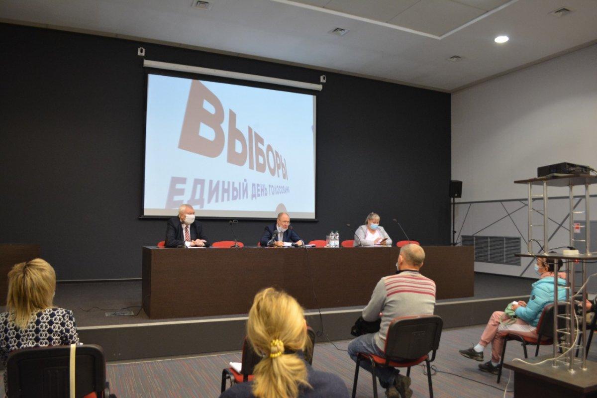 Михаил Барабанов: «Все комиссии работают в условиях гласности и открытости»