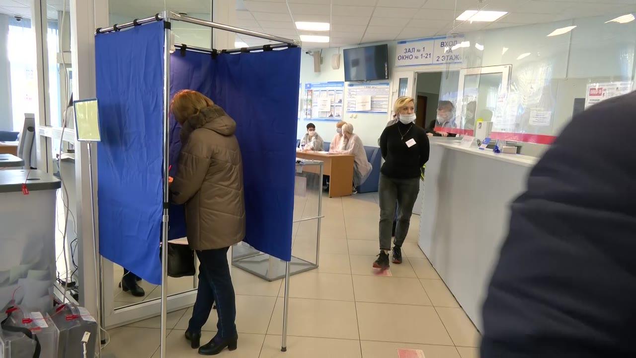 Сегодня в Костромской области  завершающий день трехдневного голосования