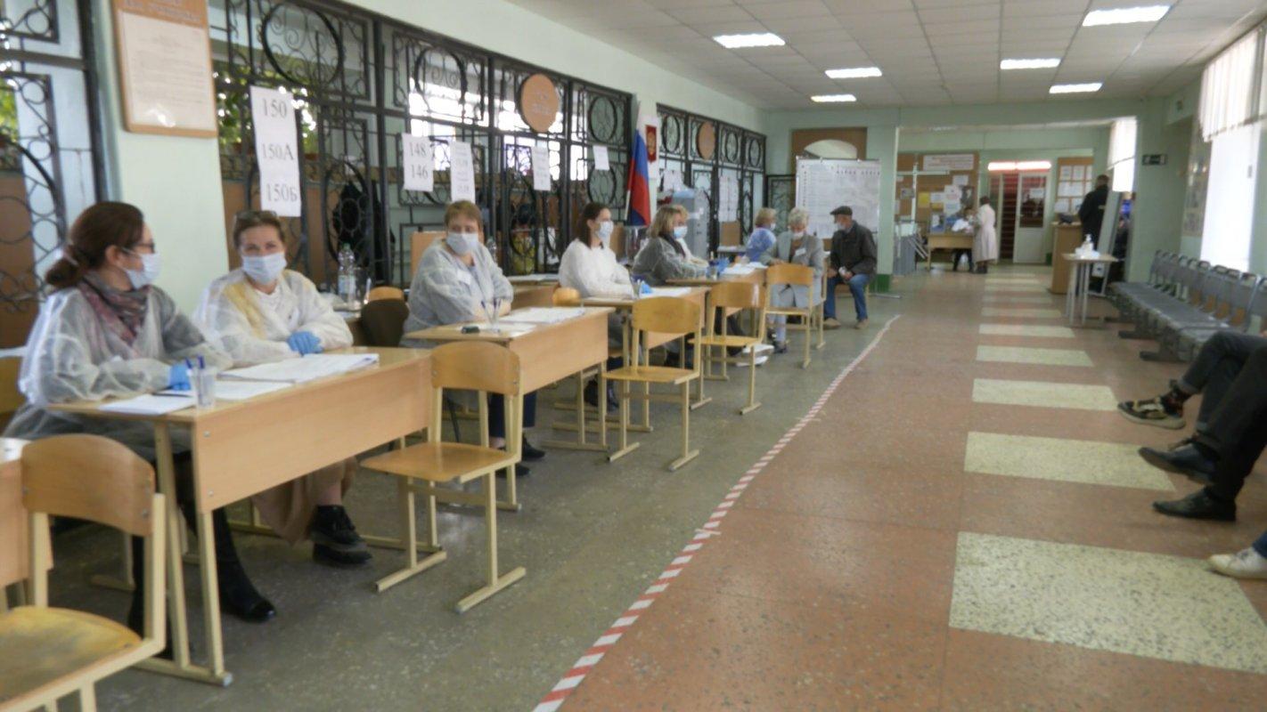 По состоянию на 12 часов явка в Костромской области увеличилась до 28,27 %
