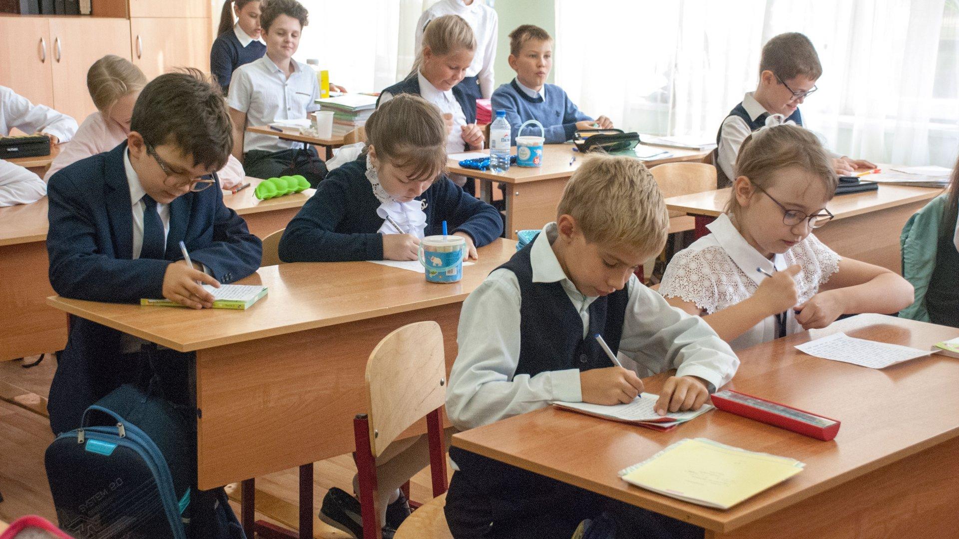 Сегодня в Костроме стартует «Школьная перепись»