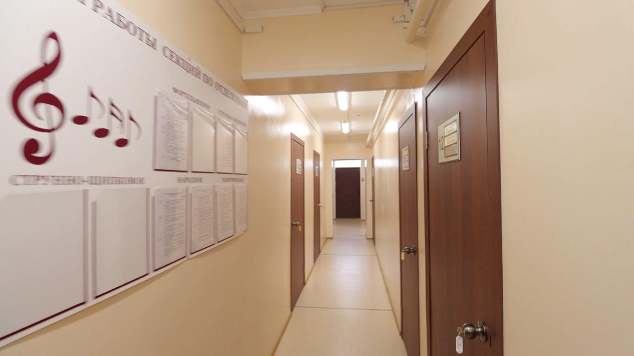 Детская музыкальная школа №9 Костромы открылась после капитального ремонта