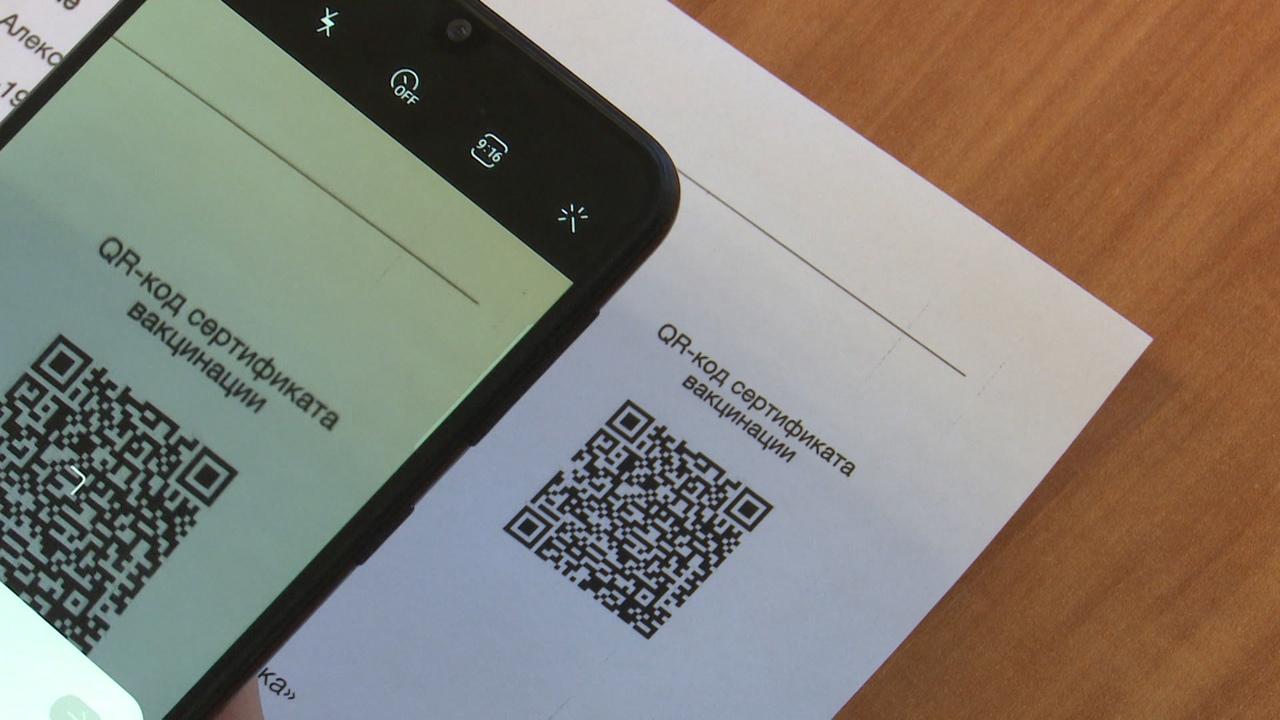 В Костромской области с сегодняшнего дня вводят QR-коды