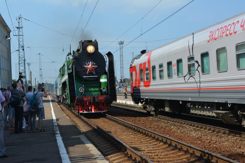 Костромская область готовится к запуску туристического поезда