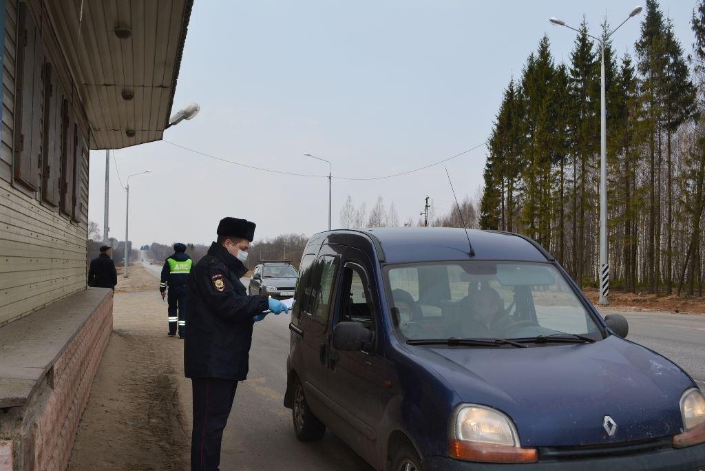 Ослаблять контроль за соблюдением масочного режима в Костромской области не намерены