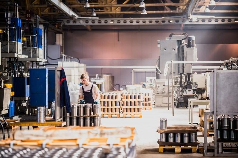 Костромская область демонстрирует рост промышленного производства