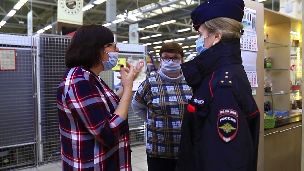 По поручению губернатора Сергея Ситникова в Костромской области  усилен контроль за соблюдением «масочного режима».