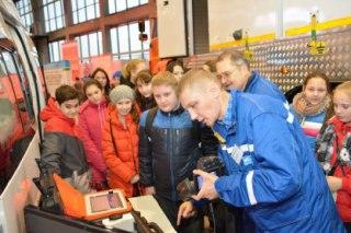 В Костроме начался фестиваль «Мир профессий»