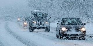 В Костромской области в выходные синоптики обещают снег, метели и сильный ветер