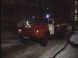 В Костромском районе пожарные тушили частный жилой дом