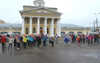 В Костроме пройдет флеш-моб «Мы первые!»